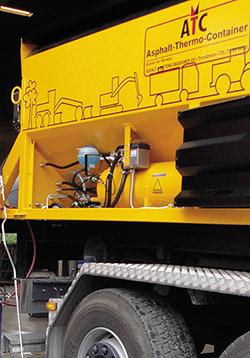 HSb – Lance hydraulique avec chauffage automatique