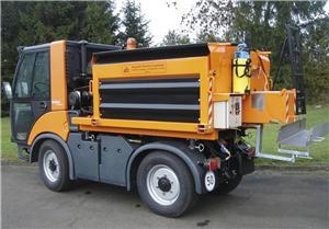 ATC 25M – capacité de 1,25t Optimisé pour tous les véhicules du type fourgonnette de charge utile limitée, comme par exemple, le «Multicar».