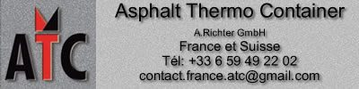 Asphalt-Thermo-Container A.Richter GmbH Logo